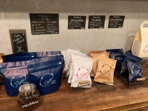 高円寺「Dogberry」の売店