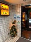 高円寺のYonchome cafeの入口