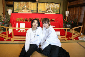 紗栄子とYOSHI