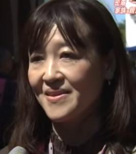 前田穂南母