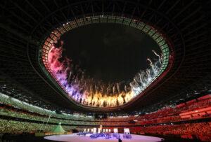東京オリンピックの開会式
