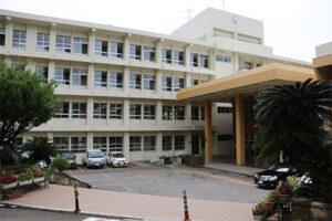 浦添工業高校