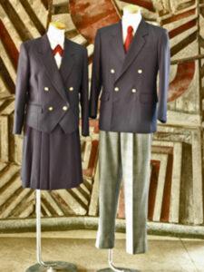 高松商業 制服